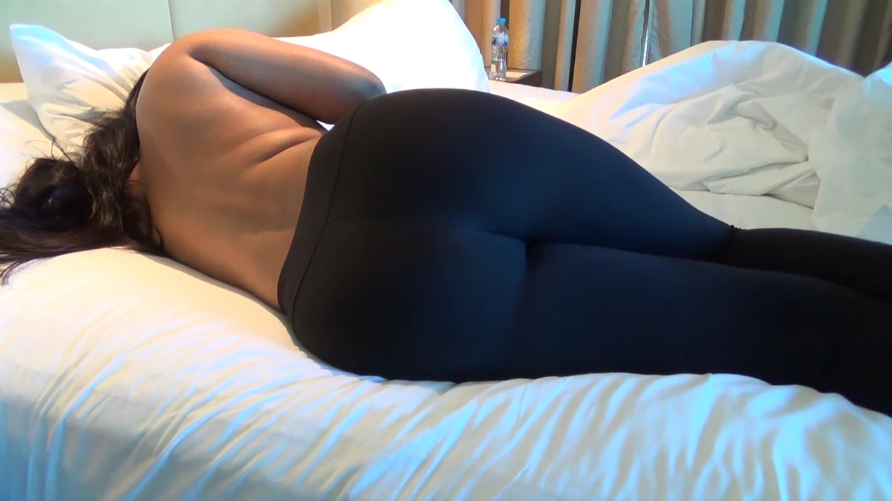 Nylon fetish sexy clips